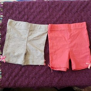 30% Off Bundles NWOT Lot of 2 Baby Girl Shorts
